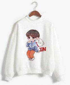Jimin BTS Sweatshirt