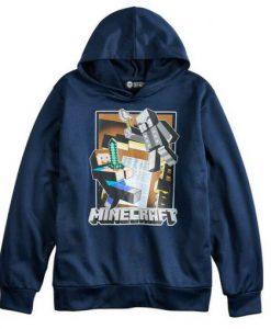 Jinx Minecraft Hoodie