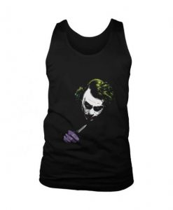 Joker With Knife Tank Top