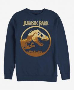 Jurassic Sunset Sweatshirt