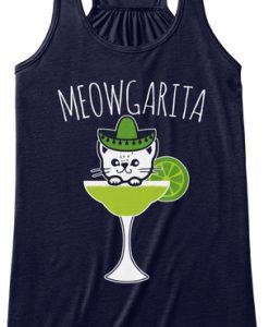Meowgarita Tank Top