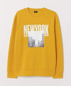 New York Design Sweatshirt
