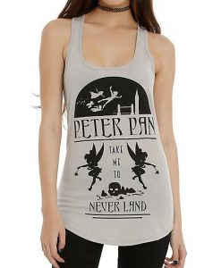 Peter Pan Take Me To Neverland Tank Top