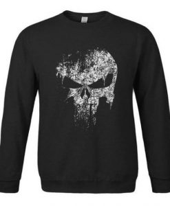 Punisher Skull Sweatshirt