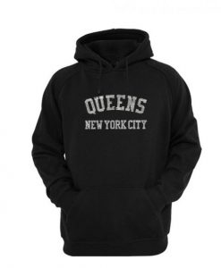 Queens New Yorkk City Hoodie