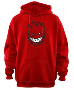 Spitfire Boys Red Hoodie