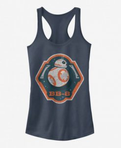 Star Wars BB-8 Badge Tank Top
