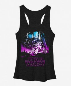 Star Wars Epic Artwork Tank Top