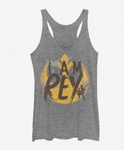 Star Wars I Am Rey Tank Top