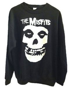 The Misfits Skull Sweatshirt