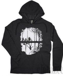 Upside Down hoodie