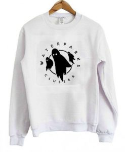 Waterparks Cluster Ghost Sweatshirt