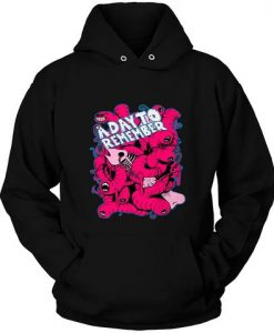 A DAY TO REMEMBER Hoodie ZNF08