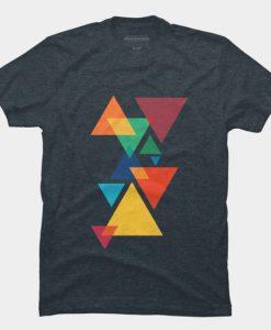 Abstract. Geometric Tshirt ZNF08
