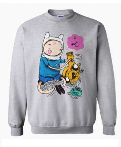 Adventure Time Bongs Sweatshirt ZNF08