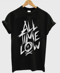 All Time Low Rock T-Shirt ZNF08
