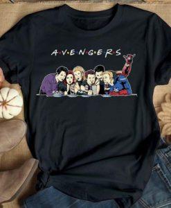 Avengers Friends T Shirt ZNF08