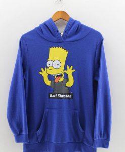 Bart Simpso Hoodie ZNF08