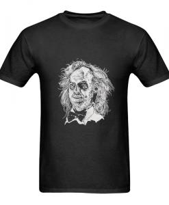 Beetlejuice Portrait t-shirt ZNF08