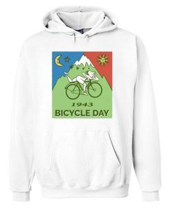 Bicycle Day Hoodie ZNF08