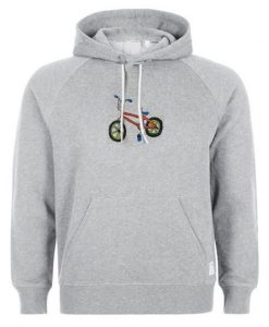 Bicycle Tyler Hoodie ZNF08