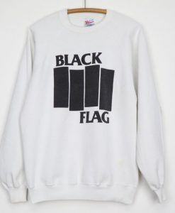 Black Flag Sweatshirt ZNF08