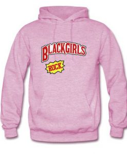 Black Girls Rock Hoodie ZNF08