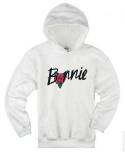Bonnie White Hoodie ZNF08