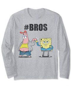 Bros Spongebob Sweatshirt ZNF08