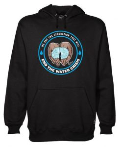 Cameron Boyce End The Water Crisis Charity hoodie ZNF08