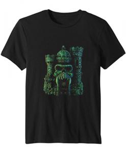 Classic Castle Grayskull Masters TSHIRT ZNF08