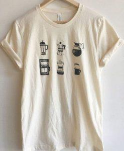 Coffee T-Shirt ZNF08