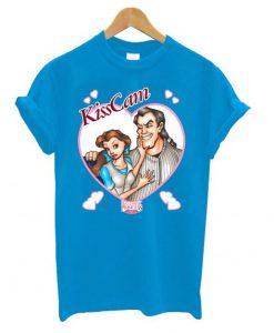 Fairytale Kiss Cam Brawny T shirt ZNF08