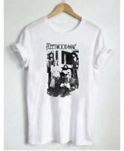 Fleetwood Mac T-shirt ZNF08