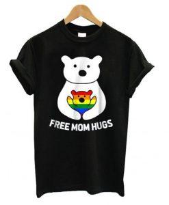Free Mom Hugs T-Shirt znf08