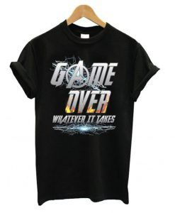 Game Over T-shirt ZNF08