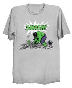 Guitar Smash T Shirt ZNF08
