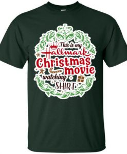Hallmark Christmas Movie T-SHIRT ZNF08