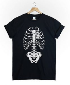 Halloween Skeleton Customes T-Shirt ZNF08
