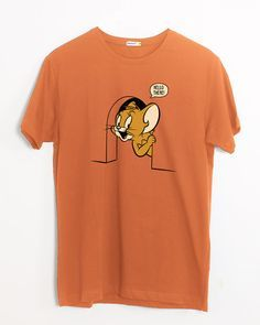 Hello There Jerry TSHIRT ZNF08