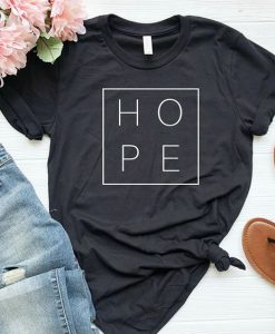 Hope T-shirt ZNF08