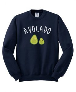 avocado Sweatshirt ZNF08