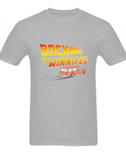back to winnipeg t-shirt ZNF08