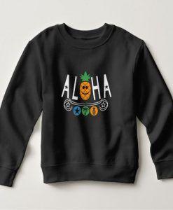 ALOHA SWEATSHIRT ZNF08