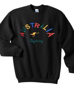 Australia Sydney Sweatshirt ZNF08