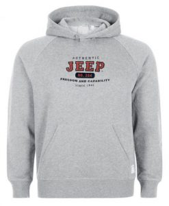 Authentic Jeep Hoodie ZNF08