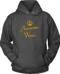 Awesome Wow Hoodie ZNF08