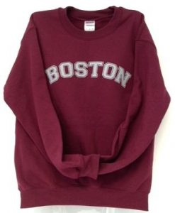 BOSTON Sweatshirt ZNF08