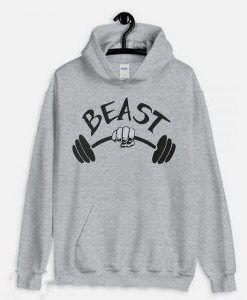 Beast Stringer Hoodie ZNF08