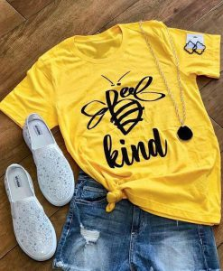 Bee Kind Short Sleeve T-Shirt ZNF08